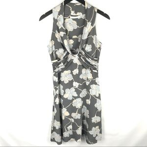 D. Exterior Women's Floral Dress - Made in Italy